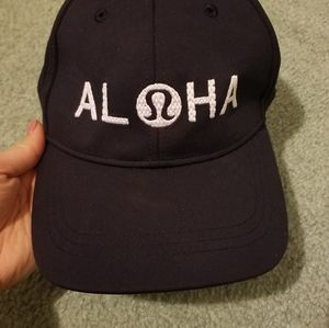 Lululemon Aloha Cap Special Edition hard to find